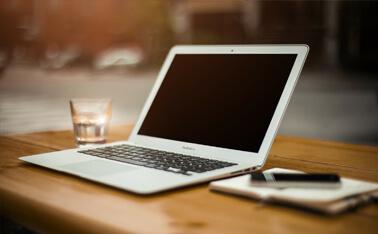 Moderne website laten ontwikkelen